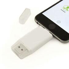 8GB External Memory USB Stick Drive for iPad Air 2 Mini iPhone 6 6S Plus iPod UK