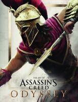 Art of Assassin's Creed Odyssey, Hardcover by Lewis, Kate; Dansereau, Thierry...