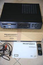 Marantz SA8400 SACD Player schwarz, OVP