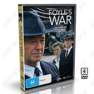 Foyle's War DVD : Series 6 : Brand New 2-Disc Set
