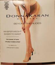 DONNA KARAN Hosiery Beyond The Nudes Asst Sizes NIP Sheer to Waist