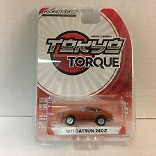 1971 Datsun 240Z * Burnt Orange * Tokyo Torque * Greenlight