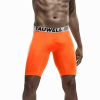 TAUWELL Men's Compression Shorts Pants AthleticTights Gym Running sports shorts
