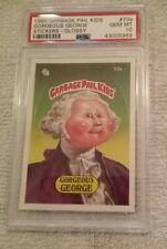 1985 Garbage Pail Kids #73A Gorgeous George PSA 10