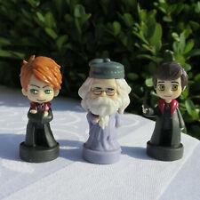Harry Potter Figuren Albus Silente Nevila Paciock GeorgeWeasley wie Polly Pocket