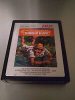 Jungle Hunt (Atari 2600, 1983) Game Cartridge Only TESTED Work Perfect