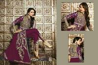 INDIAN ANARKALI SALWAR KAMEEZ SUIT ETHNIC DESIGNER BOLLYWOOD PARTY DRESS WEDDING