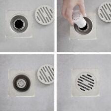 1PC Shower Floor Drain Cover Sink Strainer Bathroom Plug Trap Water Drain Filter