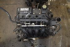 2002 BMW MINI ONE R50 1.6 PETROL W10B16D ENGINE SUPPLIED BARE