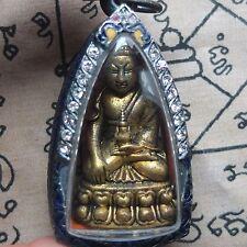 Old Phra Kring Jeen(China),Wat Bowonniwet,Bangkok yr 2411 ,beautiful Silver case