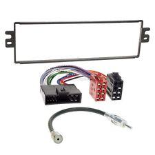 Kia Carens FG 00-02 1-DIN radio de voiture Set d'installation +