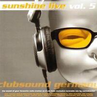 Sunshine Live 05-Clubsound Germany (2003) Snap, Armand van Helden, Noém.. [2 CD]