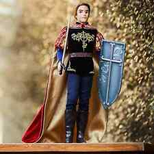 DISNEY SLEEPING BEAUTY PRINCE PHILIP DOLL LIMITED EDITION OF 3500 NIB 17""