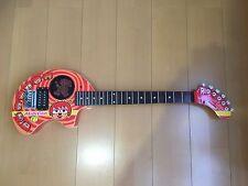Um Jammer Lammy Guitar Fernandes ZO-3 Rare PS1 PlayStation Official
