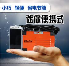 MMA Handheld Mini Electric Welder 220V 20-250A Inverter ARC Welding Machine b