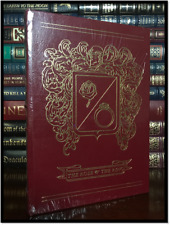The Rose and Ring by Thackeray New Sealed Easton Press Leather Bound Famous Ed.