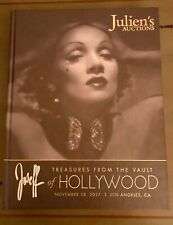 JULIEN'S AUCTIONS Treasures From The Vault-Joseff of Hollywood HC BRAND NEW