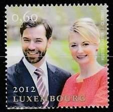 Luxemburg postfris 2012 MNH 1945 - Guillaume en Stephanie