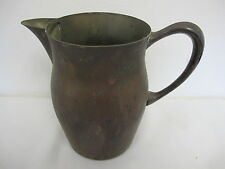 SHERIDAN METAL COPPER PITCHER VINTAGE