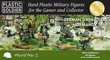 The Plastic Soldier Company 15mm German Grenadiers in Normandy 1944 WW2015011