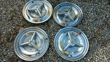 4-. Rat rod 1955 1956 Olds Fiesta spinner hubcaps
