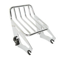Two Up Luggage Rack Rail Fit For Harley Touring Tour Pak FLHR FLHTK FLHX 09-2020