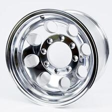 Pro Comp Alloy Wheels Series 1069, 16x10 with 8 on 6.5 Bolt Pattern - Polished 1