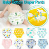 Baby Training Pants Kids Diaper Reusable Nappy Washable Diapers Cotton Learn