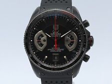 Tag Heuer Grand Carrera Automatic Titanium CAV518B