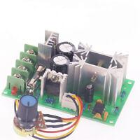 DC 10-60V Motor Speed Control Regulator PWM Motor Speed Controller Switch 20A
