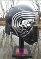 1 Star Wars The Force Awakens Kylo Ren Prop Full Helmet 1:1 Plus Stand*