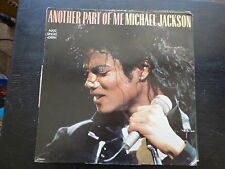 Michael jackson - another part of me - maxi single 45 t - epic  65844 6