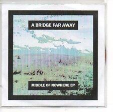 (AP818) A Bridge Far Away, Middle of Nowhere EP - DJ CD