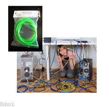 Cord Detangler Computer Phone cord The Original Monkey Cord   (GREEN)