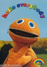 POSTER :TV :  ZIPPY - HELLO EVERYBODY -   FREE SHIPPING ! #PP0150  LC15 G