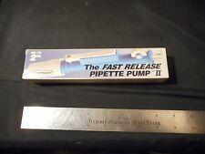 Scienceware 2 Mil Fast Release Pipette Pump Ii