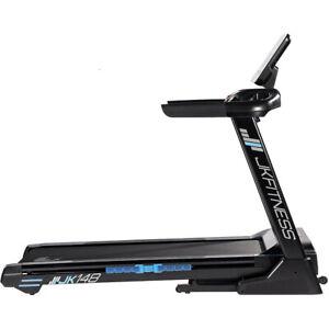 JK FITNESS JK148 tapis roulant velocità 22kmh MP3