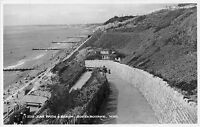 POSTCARD   DORSET   BOURNEMOUTH  SOUTHBOURNE  Zig  Zag  Path and  Beach  RP
