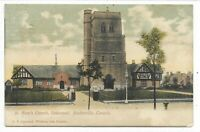 Essex County WALKERVILLE ONTARIO St. Mary's Church Episcopal Circa 1907