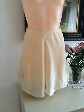 Vintage 1940 S French Soie & Dentelle Knickers TAP Pantalon CC41 pin up Bombshell WWII