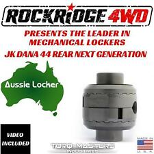 AUSSIE LOCKER FOR REAR DANA 44 JEEP WRANGLER JK & JKU 07-16  MECHANICAL 4X4
