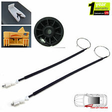 SCENIC I ELECTRIC WINDOW REGULATOR REPAIR KIT FRONT LEFT PASSENGER SIDE