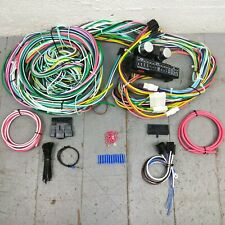 1970 - 1974 Dodge Challenger Wire Harness Upgrade Kit fits painless compact new