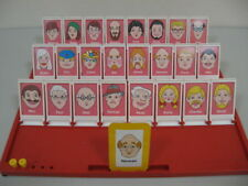 Who Am I Board Game Family Fun 2 Two Player Mystery Guess Face Mini Indoor