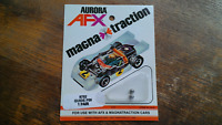 **RARE Double Packaging Error** AURORA AFX Magna-Traction Guide Pins