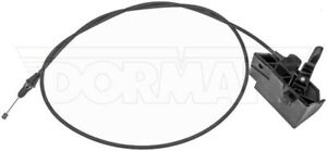 06-08 MARK LT  SECONDARY HOOD RELEASE CABLE WITH HANDLE  912-082