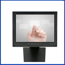 "15"" inch Stand Touch Screen LCD Monitor w/VGA DVI USB"