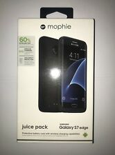 Mophie Juice Pack Battery Case For Samsung Galaxy S7 EDGE NEW IN BOX