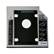 New 2nd SATA HDD hard drive Caddy Adapter For IBM Lenovo Thinkpad  W530