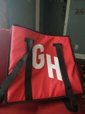One Insulated pizza Delivery Bags Grub Hub Driver Bags  00006000 ~ New! ~ Fast Shipping!